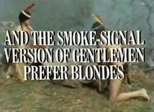Old School Communication Methods Still Rule! (Sometimes) image smoke signal prefer blondes2