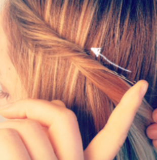 Tuck in those bobby pins!