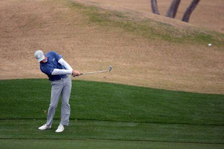 Golf: Swafford one ahead at La Quinta, Mickelson four back