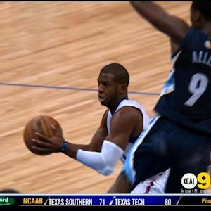 Grizzlies Defeat Clippers In LA 106-102