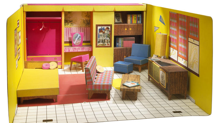Barbie Dreamhouse through the decades 1962