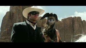 'The Lone Ranger' Teaser Trailer