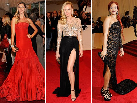 Met Costume Gala: Best Dressed …