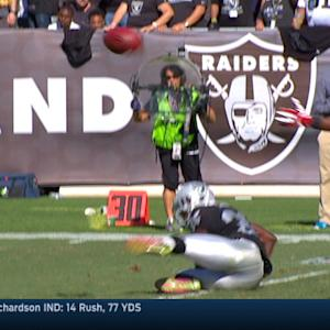 Instant Replay: Muffed punt?