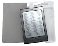 The SolarKindle Lighted Cover