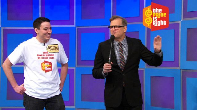 The Price Is Right - Making Birthday Wishes Happen