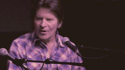 John Fogerty, Foo Fighters Light Up 'Fortunate Son' in the Studio