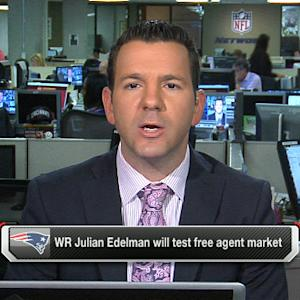 Is Andrew Hawkins the backup plan for Julian Edelman?