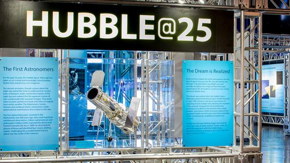 Hubble Telescope 25th Anniversary Hubble Space Telescope 25th