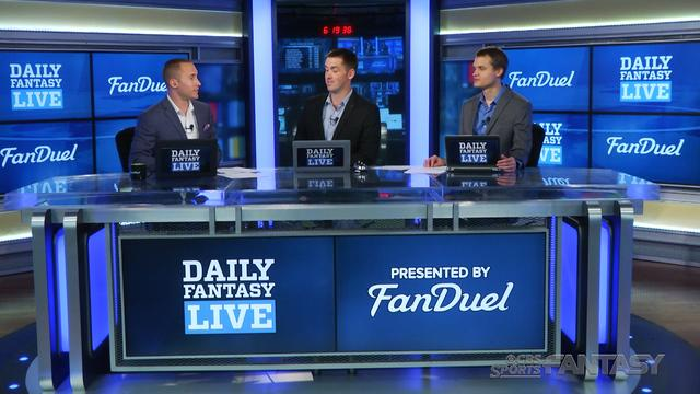 Daily Fantasy Live 6/29: Stars and scrubs