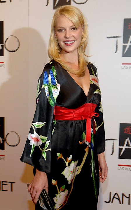 Katherine Heigl at the TAO Las Vegas First Anniversary Weekend - Janet Jackson Album Release Party.