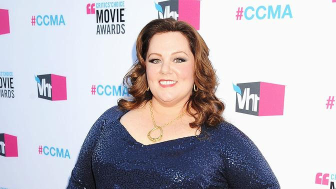 2011 Critics Choice Awards 2012 Melissa McCarthy