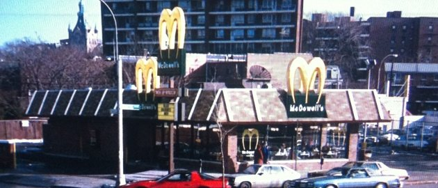 Coming to America McDowell's screenshot
