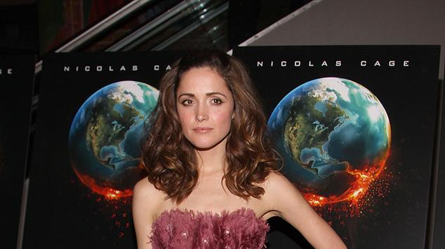 Knowing NY Premiere 2009 Rose Byrne
