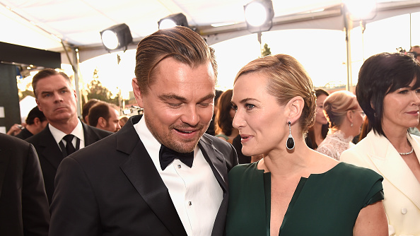 A Timeline of Leo & Kate Being Adorable on Red Carpets