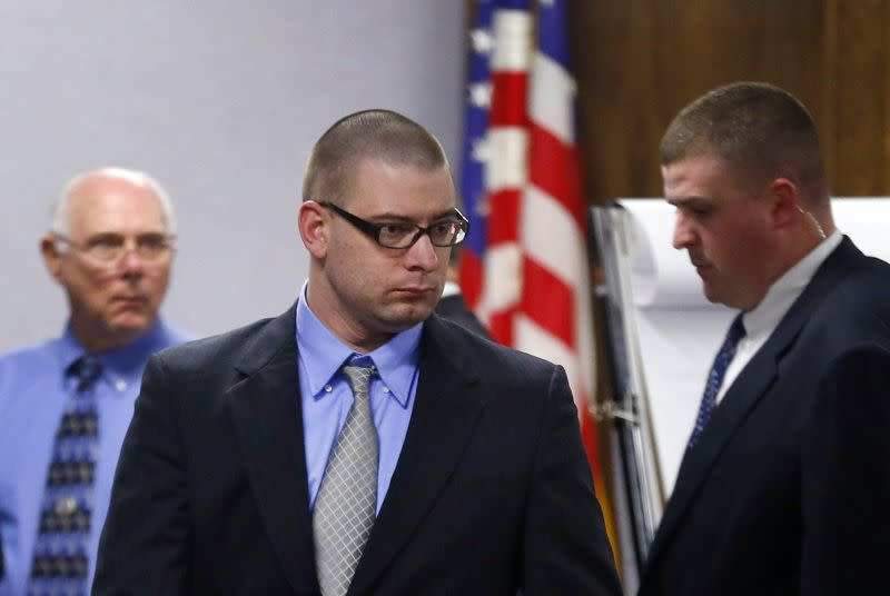 American Sniper killer sentenced to life in prison