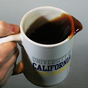 Science Reveals How Not to Spill Your Coffee When Walking