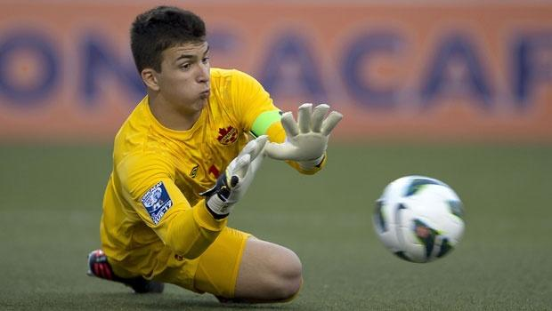 Vancouver Whitecaps ink U-17 World Cup veteran 'keeper Marco Carducci to Homegrown deal