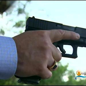Controversy Emerges Over Allowing Guns In Schools