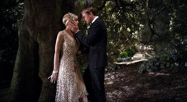 Carey Mulligan and Leonardo DiCaprio in Warner Bros. Pictures 'The Great Gatsby' -- Warner Bros.