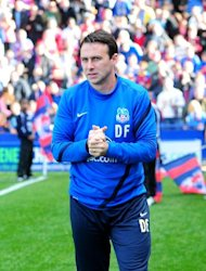 Bolton are interested in appointing Dougie Freedman as their new manager