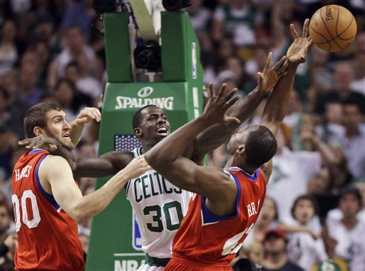 Rondo leads Celtics to 85-75 Game 7 win over 76ers