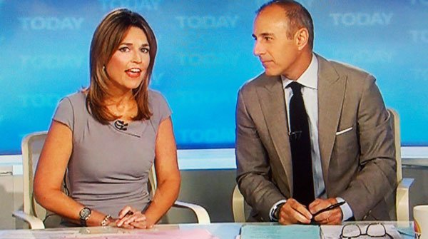 Savannah Guthrie Co-Hosts &#x2018;Today&#x2019; Show With Matt Lauer &#x2013; Officially Replacing Ann Curry?