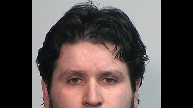 "This photo provided by the Dover (N.H.) Police Dept. shows Seth Mazzaglia. Authorities say Elizabeth ""Lizzi"" Marriott,  a 19-year-old University of New Hampshire student missing for days is dead, and Mazzaglia  has been charged with second-degree murder, Saturday, Oct. 13, 2012. (AP Photo/Dover (N.H.) Police Dept.)"