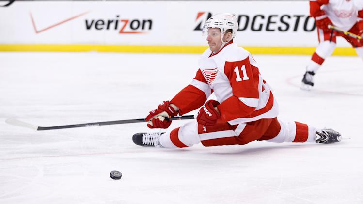 Red Wings ready to sign Daniel Alfredsson, don't expect full se…