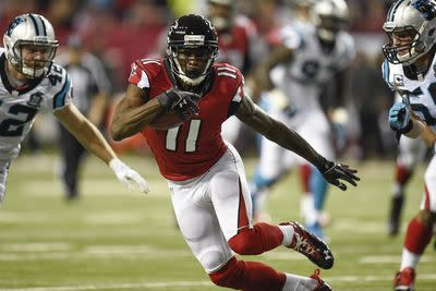 Julio Jones joins the risky world of NFL restaurateurs