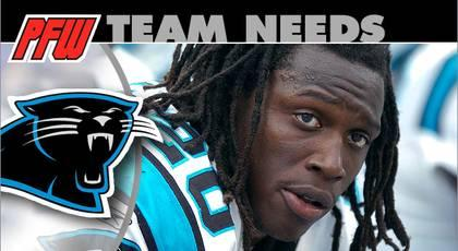 Carolina Panthers: 2013 team needs