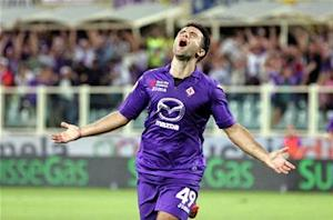 Rossi scores first goal in almost two years in Fiorentina win