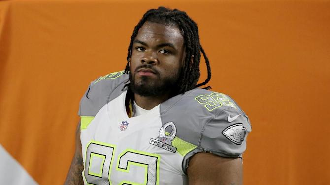 Chiefs Pro Bowl DT Dontari Poe out after back surgery