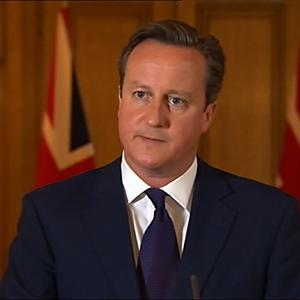 UK PM Cameron Condemns Killing of Aid Worker