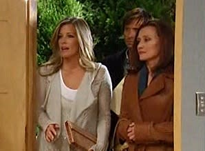 General Hospital Exclusive: Watch Todd, Carly and Skye (?!) Surprise Blair and Tea in Llanview!
