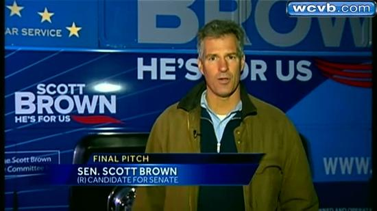 Final Pitch: Scott Brown