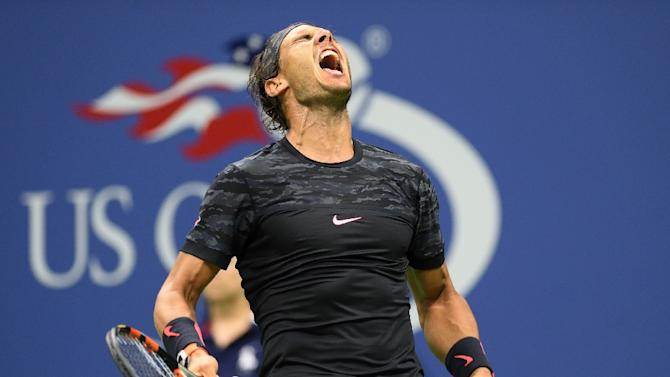 Rafael Nadal has not lost so early on the New York hardcourts since a third-round ouster in 2005