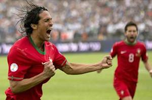 Azerbaijan 0-2 Portugal: Portugal improves World Cup hopes without Ronaldo