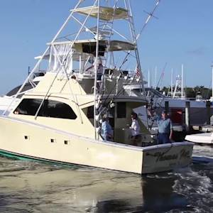 Marlin University in Miami: Sailfish Action