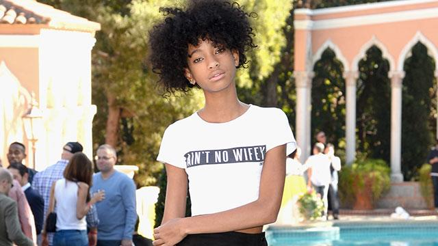Willow Smith Wants to Get Dreads and Learn Martial Arts