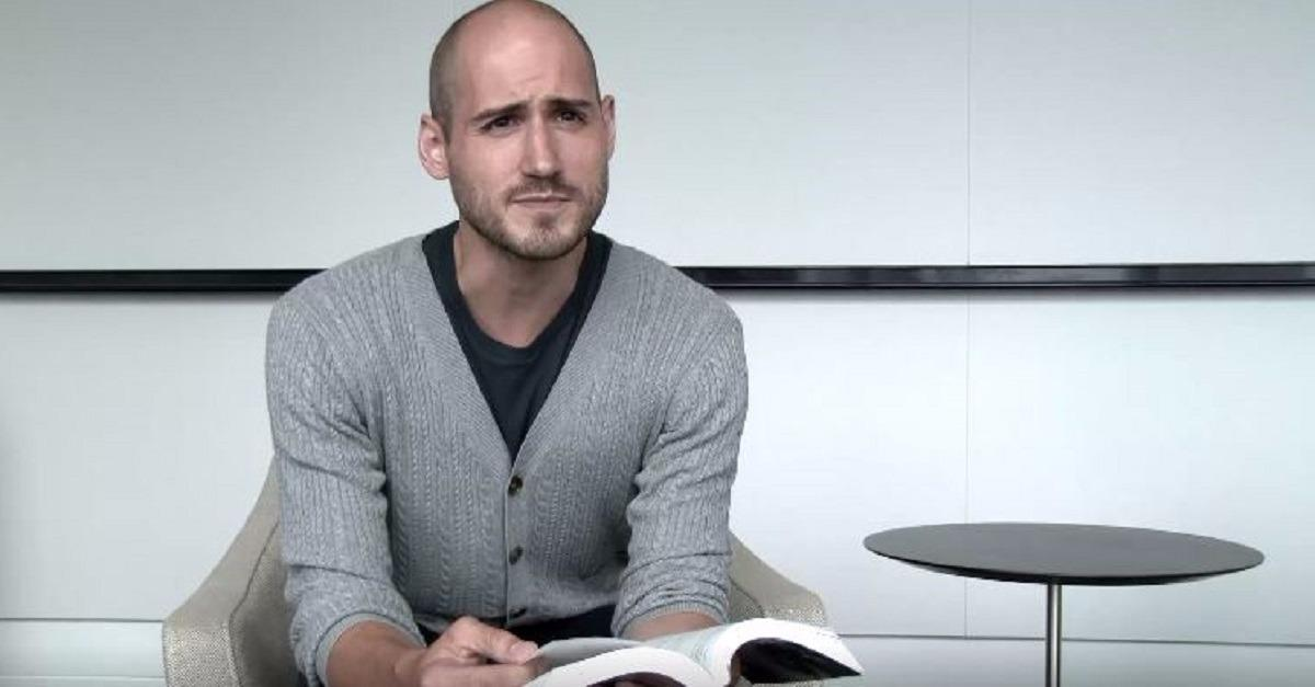 GQ Editors Read 50 Shades of Grey for Men Out Loud
