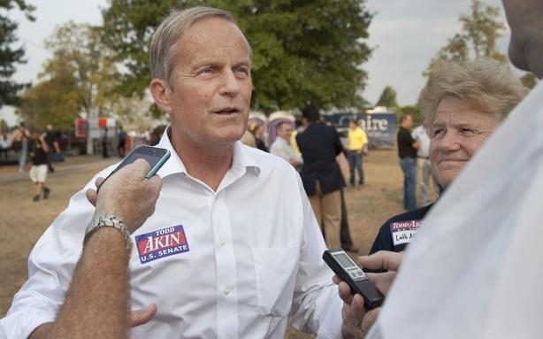 What It Will Take for Todd Akin to Drop Out