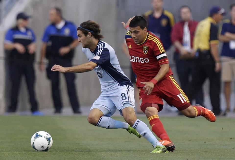 Zusi scores in 88th as Sporting KC beat Rapids