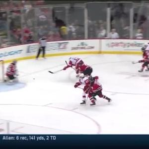 Cory Schneider Save on Pavel Datsyuk (14:54/1st)