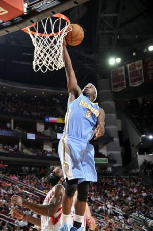 Lawson, Chandler lead Nuggets past Rockets