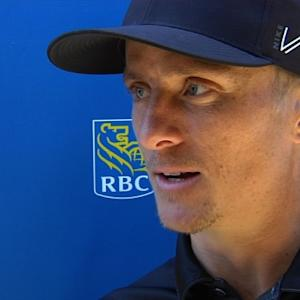 Scott Pinckney interview after Round 1 of RBC Canadian