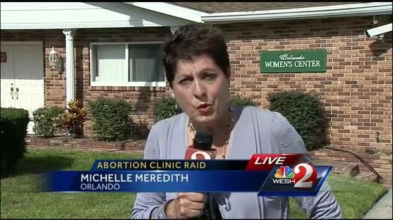 Officials seize assets from abortion clinic