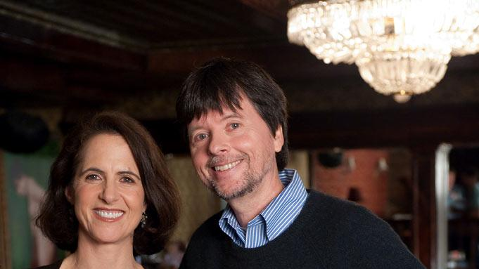 "Lynn Novick and Ken Burns in their new documentary ""Prohibition."""