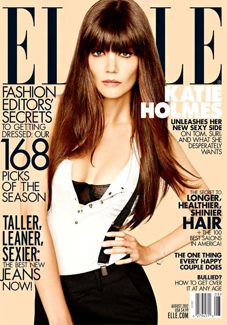 "Katie Holmes: I Don't Feel ""Like a Little Girl"" Anymore"