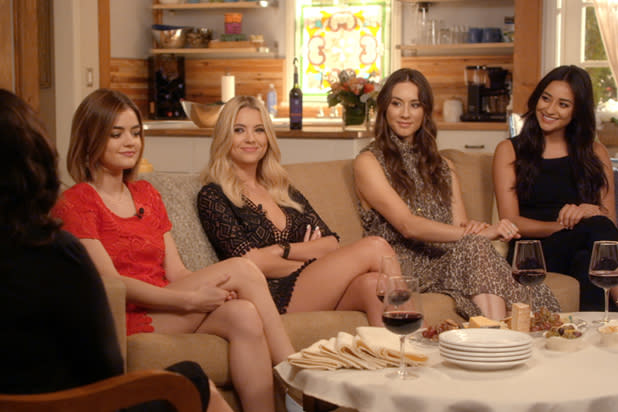 'Pretty Little Liars': 7 Secrets Revealed in '5 Years Forward' Special